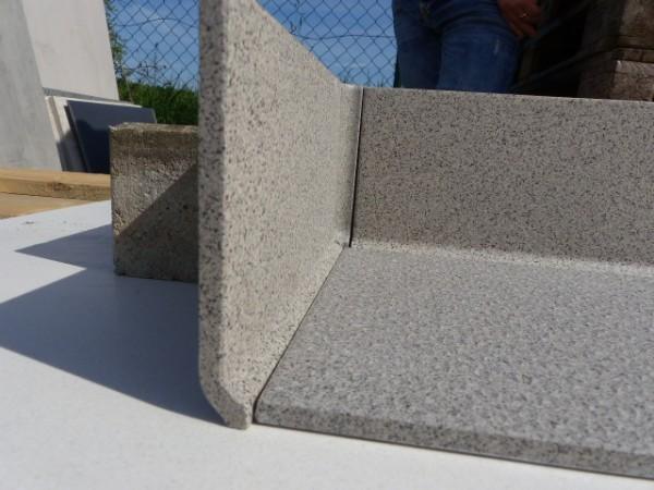 Hohlkehlsockel Gewerbe grau mix 10x20 bei Fliesenprofi kaufen