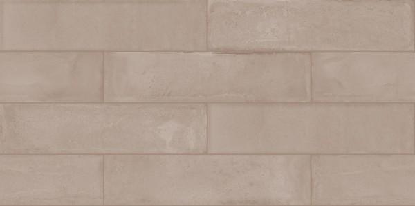 Fliese Backsteinoptik Brick beige-grau Ritual Greige Sant Agostino
