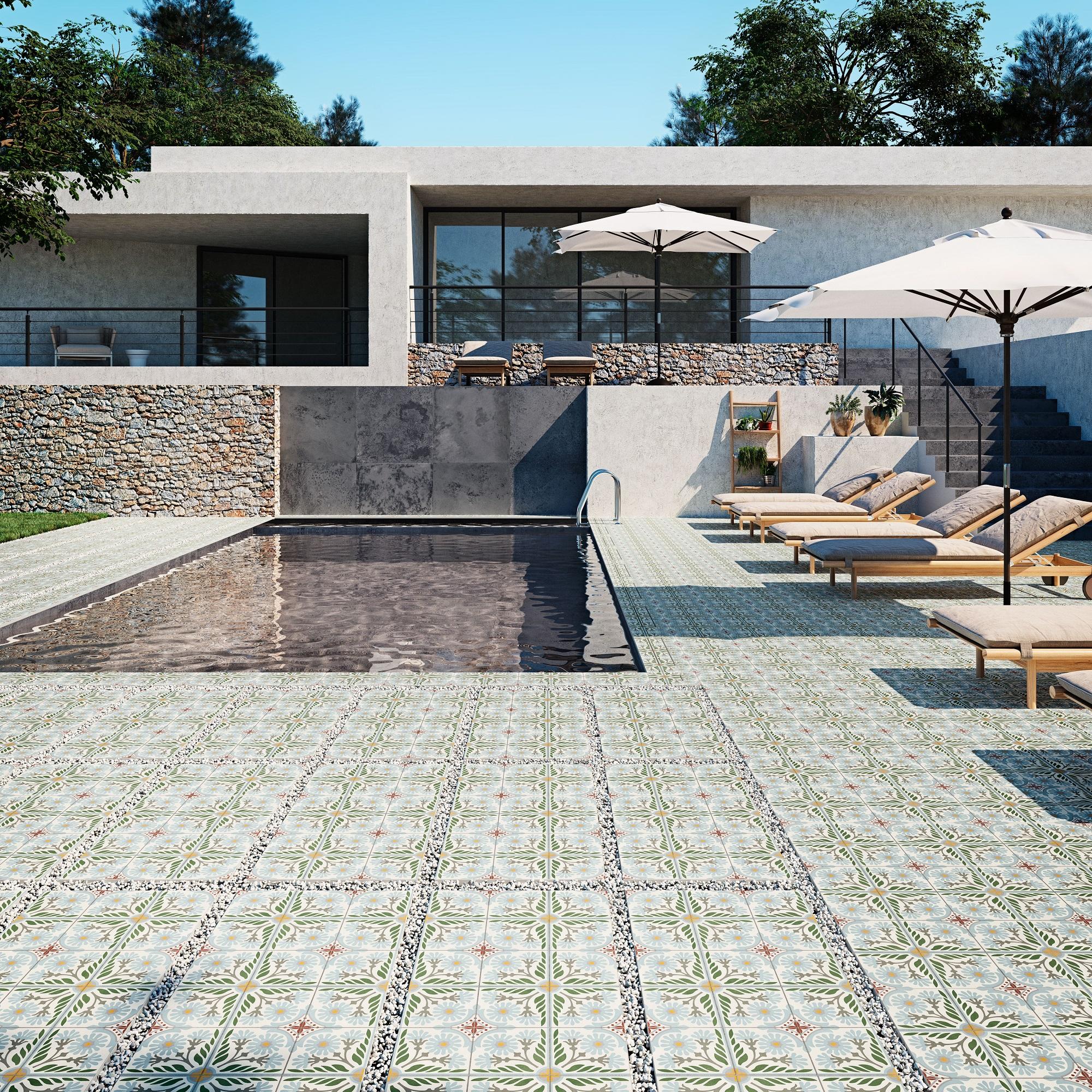 ALTEA-oliva-Terrassenplatten_kiesbett_steine_verlegen