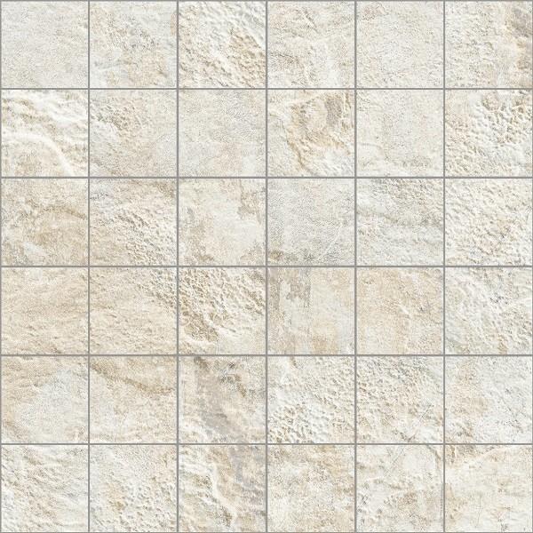 Mosaik Fliese Schieferoptik 30x30 Colorado beige