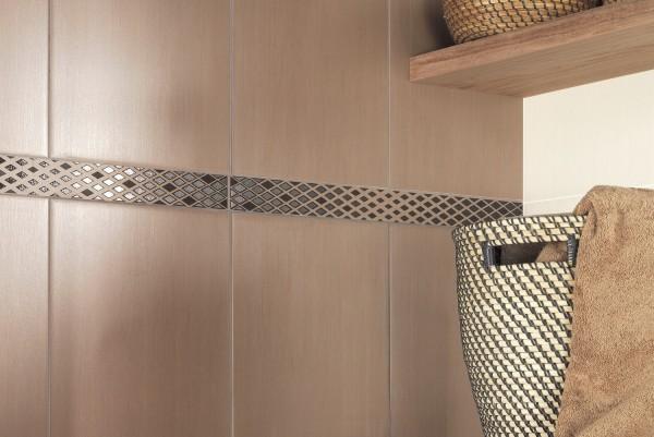 Hochwertig Bad Fliesen Braun 30x60 Meissen Keramik Syrio