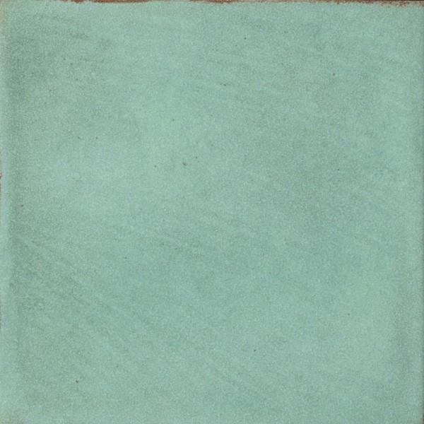 "Fliese Vintage Retro mediterran gewellt türkis-blau ""Key West Aqua"" CIR"
