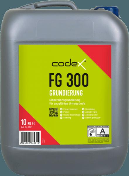 """Fliesen Grundierung Fliesengrund Fliesengrundierung gebrauchsfertig """"Codex FG 300"""""""