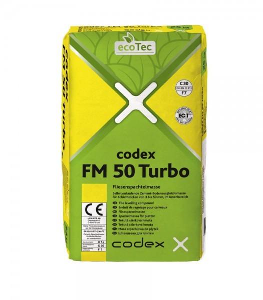 Spachtelmasse selbstverlaufende Ausgleichsmasse schnell erhärtender Fließspachtel bis 50mm 25 kg für innen