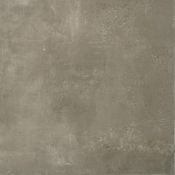 "Fliese Betonoptik braun 100x100x0,6 cm Feinsteinzeug ""Mud Clay Naturale"" Ariostea bei Fliesen Profi kaufen"