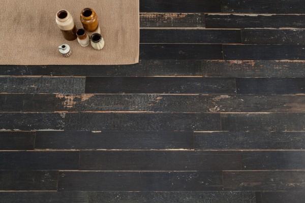 Fliese Holzoptik schwarz 30x120 Blendart Dark Craft bei Fliesenprofi kaufen