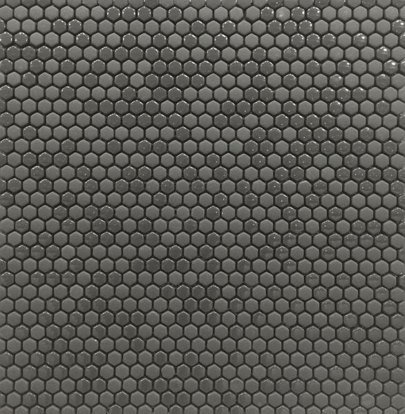 Mosaik fünfeckig anthrazit dunkelgrau 30x30 bei Fliesenprofi kaufen
