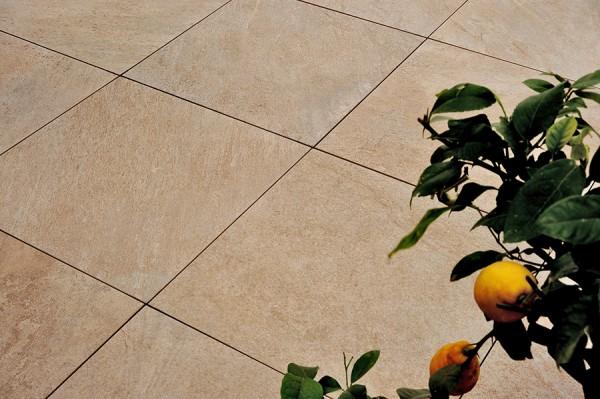 Terrassenplatte Natursteinoptik Trust gold 45x90 bei Fliesenprofi kaufen