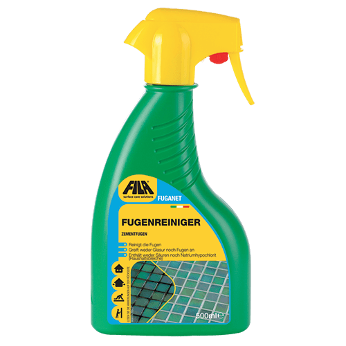 """Fugenreiniger Zementfugen-Reiniger """"FILA Fuganet"""" 500ml"""