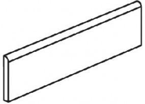 Sockel grau Feinkorn 10x30 für Gewerbefliese