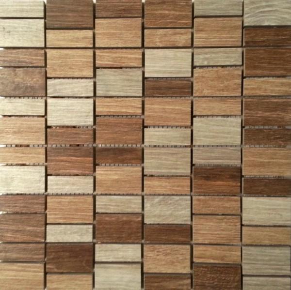 Mosaik Holzoptik Eiche 30x30 bei Fliesenprofi kaufen