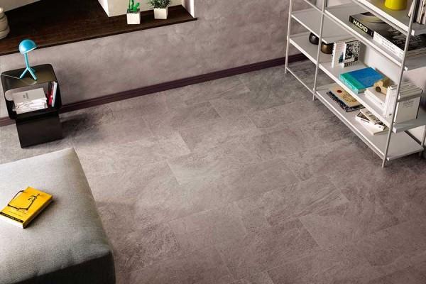 Fliese Natursteinoptik grau matt 30x60 bei Fliesenprofi kaufen