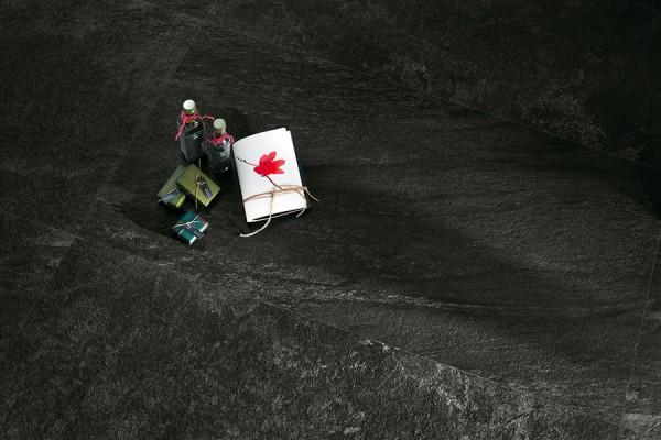 Fliesen Steinoptik schwarz Brave bei Fliesenprofi kaufen