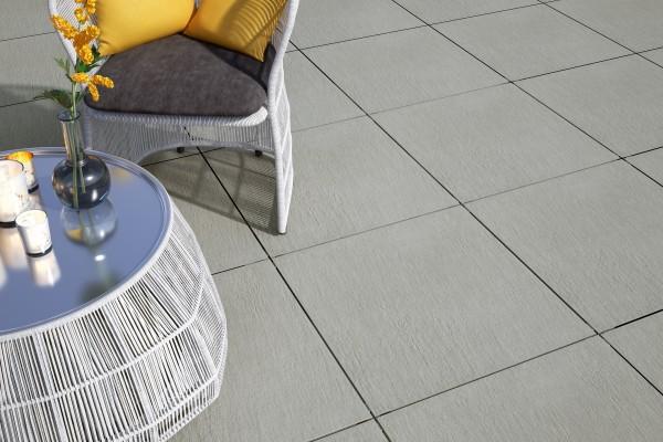 terrassenplatten naturstein optik hellgrau 60x60x2cm. Black Bedroom Furniture Sets. Home Design Ideas