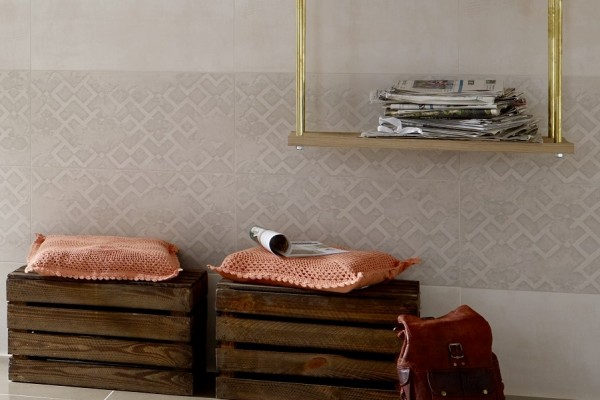 Fliesen-Dekor beige matt antik 30x60 Kerateam Altai Y-ALT9301 bei Fliesenprofi kaufen