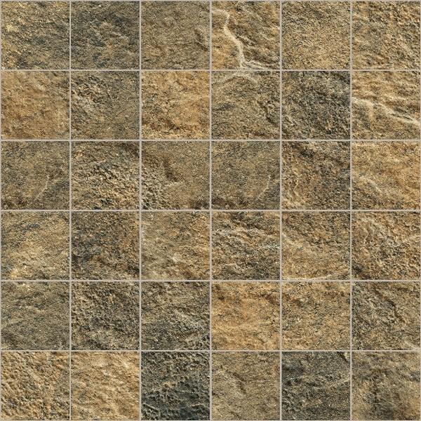 Mosaik Fliese Schieferoptik 30x30cm Colorado Nocce