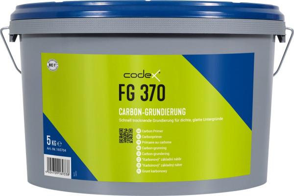 """Carbon Grundierung Haftgrund Fliese auf Fliese kleben, schnelltrocknend """"Codex FG 370"""""""