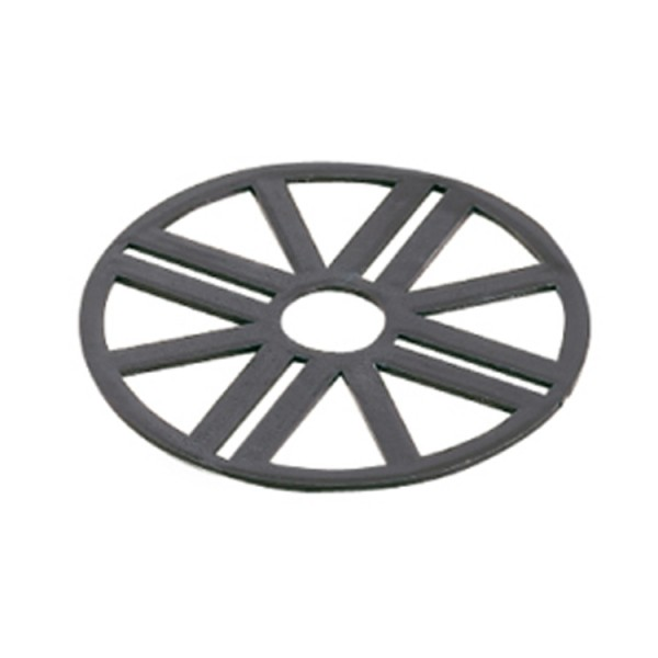 Ausgleichsscheibe Gummi 3mm LH3 Durchmesser =150mm Unterleger für Stelzlager Star T.