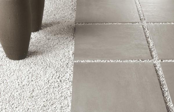 """Terrassenplatten Natursteinoptik grau 60x60x2cm Feinsteinzeug """"Bella"""" günstig bei Fliesen Profi kaufen"""