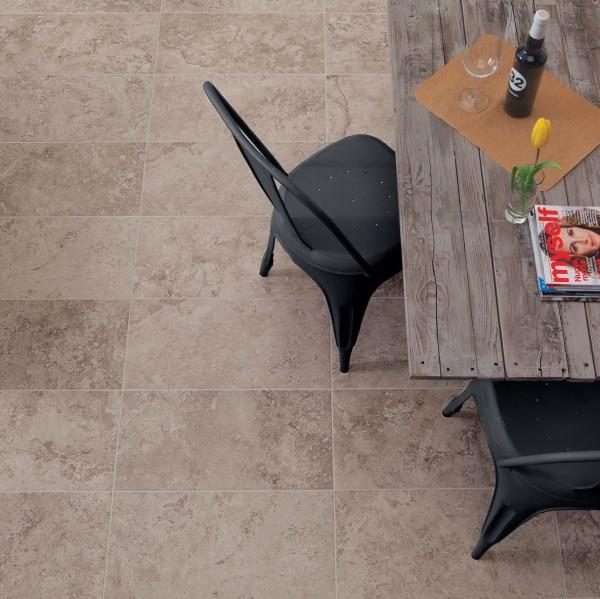 Fliesen Travertin grau matt 30x60 bei Fliesenprofi kaufen