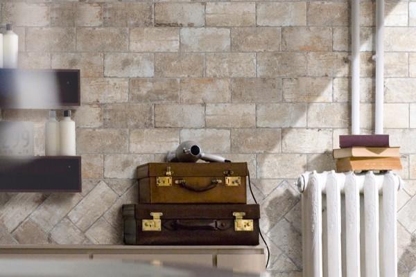 Fliese Ziegeloptik Vintage weiß matt 10x20 bei Fliesenprofi kaufen