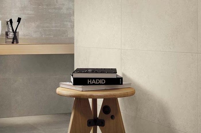 fliesen betonoptik wei 30x60 matheria bei fliesenprofi kaufen fliesen profi fliesen online. Black Bedroom Furniture Sets. Home Design Ideas