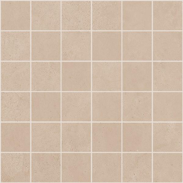 """Mosaik Fliese Betonoptik beige 30x30 """"Ritual Sand Mosaik"""" Sant Agostino"""