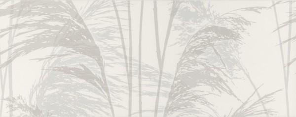 """Dekorfliese Schilf Dekor beige 40x50 2er-Set """"Reed creme K-REE131"""""""